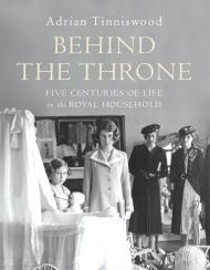 Behind the Throne UK jacket